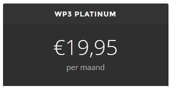 Onderhoudspakket-wordpress-WP3Platinum