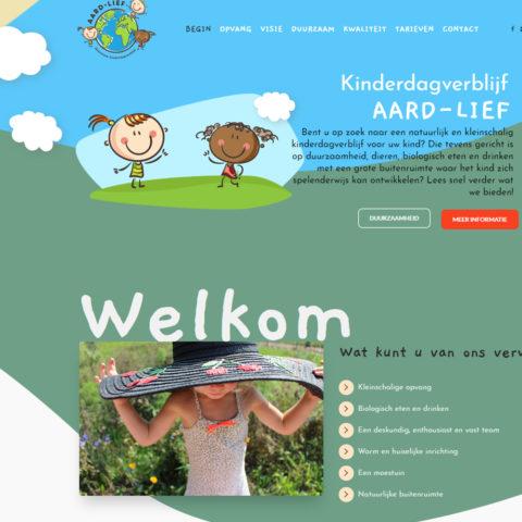 Aard-lief website