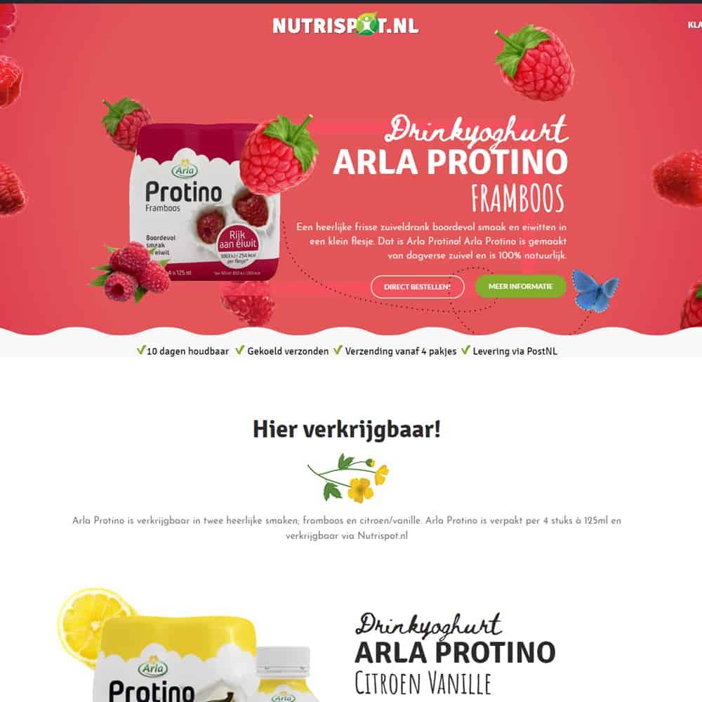 nutrispot-portfolio